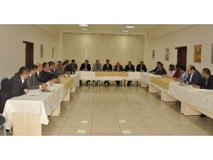 TMMOB Konya İl Koordinasyon Kurulu Toplantısı Yapıldı