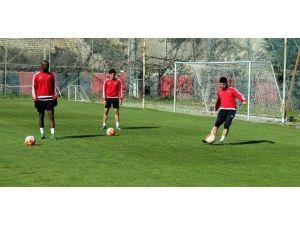 Gaziantepspor, Trabzonspor Maçı İçin İddialı