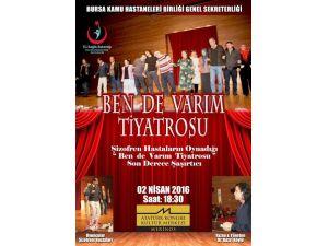 Terapili tiyatro Bursa'da