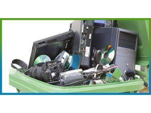 Elektronik Atıklar Ekonomiye Kazandırılacak