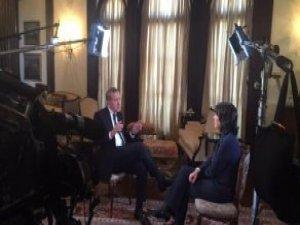 Erdoğan CNN'e Konuştu: Avrupa Bizi Yalnız Bıraktı