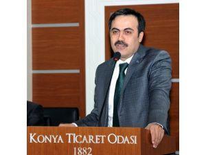 KTO Başkanı Öztürk, Büyüme Rakamlarını Değerlendirdi