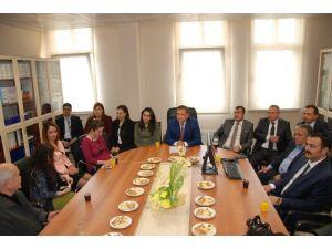 Silifke Adliyesi'nde Medya İletişim Bürosu Açıldı