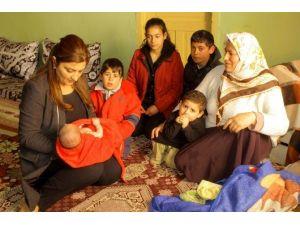 Yüksekovalı Ailelere Ziyaret