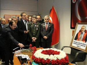 Savcı Mehmet Selim Kiraz şehit edilişinin 1. yılında anıldı
