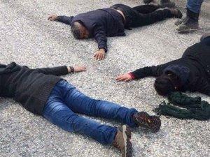 Kandil'e kaçmaya çalıştığı iddia edilen 4 kişi yakalandı