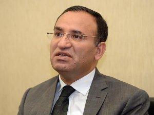 Adalet Bakanı Bozdağ: Terör örgütleri hiçbir zaman hedefine ulaşamayacaktır