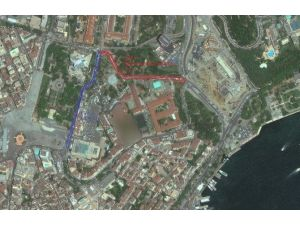 Taksim Meydanı Çevre Düzenleme Çalışmalarında 2'nci Etap Başlıyor