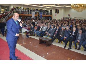 İlahiyatçı Yazar Döngeloğlu Somalılarla Buluştu
