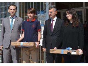 Şehzade Mehmet Fen Lisesi'nden Matematikte Çifte Şampiyonluk
