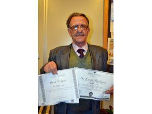66 Yaşında İkinci Üniversiteyi Okuyor