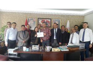 Sarıcakaya Belediyesi Personeline İş Güvenliği Ve Sağlığı Eğitimi