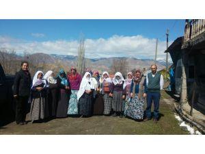 Kadın üretici çiftçilere hijyen ve sağım eğitimi