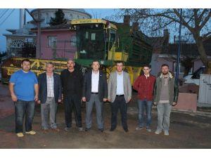 Bu Makineler Yenişehir Tarımını Uçuracak