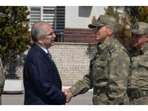 Jandarma Genel Komutanı Galip Mendi Balıkesir'de