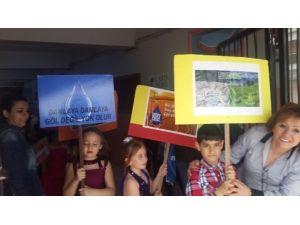 Tuğsavul İlkokulu, 'Su Kaşifi' Projesi İle Avrupa Yolunda
