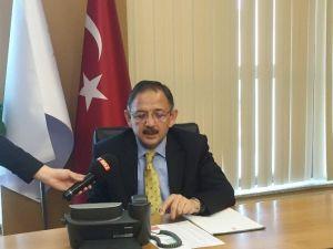 Bulgaristan Dost Parti Milletvekilleri, Özhaseki'yi Ziyaret Etti