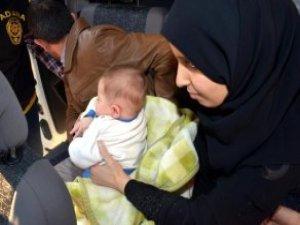Suriyeli Gelinin 4.5 Aylık Oğlu ile Nikah Oyunu