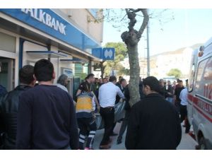 Genç Bankacı Hayatını Kaybetti