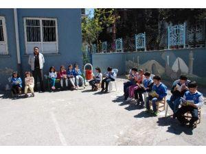 Yavuz Selim Okulunda Kütüphaneler Haftası Kutlandı