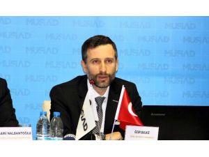 MÜSİAD, Sameks Verilerini Kastamonu'da Açıkladı