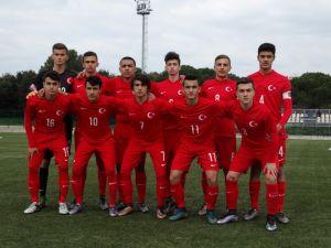 U16 Futbol Milli Takım aday kadrosu açıklandı
