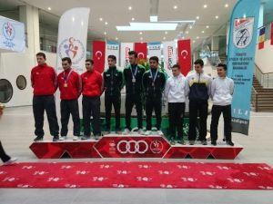 Atıcılar Mersin'de Madalya İle Döndü