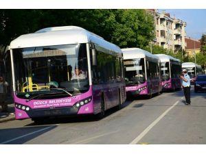 Toplu Taşımaya 6 Yeni Araç
