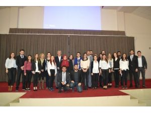 Çan MYO Lojistik Topluluğundan Konferans