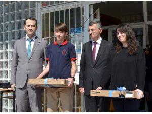 Şehzade Mehmet öğrencileri matematik yarışmasında birinci oldu