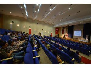 OKÜ Genç Fikirler Kulübü 'Kariyer Günleri' etkinliği düzenledi