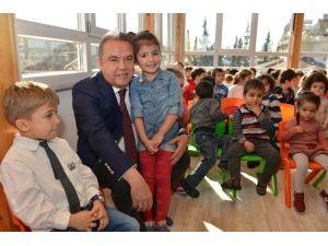 Konyaaltı Belediyesi'nin Yeni Kreşinde Kayıt Dönemi