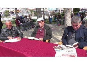 Beyşehir'de Kitap Okuma Etkinliği