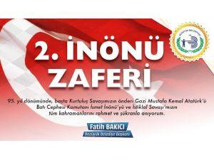 Bozüyük Belediye Başkanı Fatih Bakıcı;