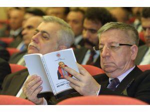 Şehit savcı Kiraz, İstanbul Adalet Sarayı'nda törenle anıldı