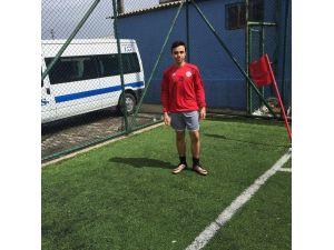 Burhaniyeli Bedirhan Futbolu İle İlgi Çekiyor
