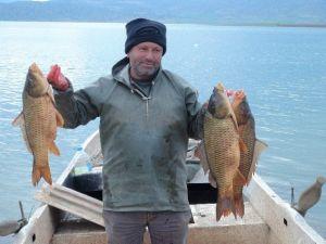 İç Sularda Balık Avı Yasağı 1 Nisan'da Başlıyor