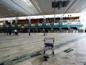 İsveç Havalimanı'nda 'Bomba' Alarmı