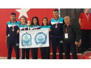 Yıldırım Belediyespor Bocce-petank Takımı Şampiyon Oldu