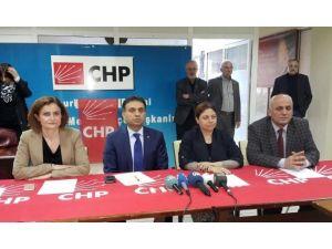 CHP Genel Başkan Yardımcısı Zeynep Altıok, Tozan'a Sahip Çıktı
