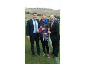 Alima Yeni Malatyaspor'un İdmanına Ziyaretler Sürüyor