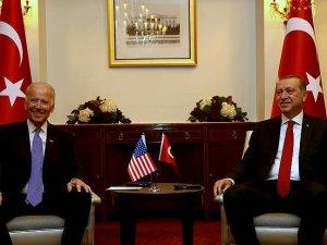 Cumhurbaşkanı Erdoğan ABD'de Biden'ı kabul etti
