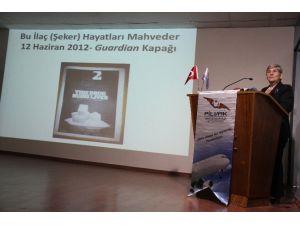 """Canan Karatay'dan Pilotlara """"Leblebi Gibi Zeytin Yemeleri' Tavsiyesi"""