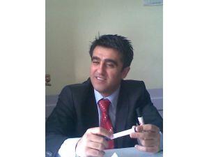 AK Parti Mersin İl Başkanlığı'na Cesim Ercik Getirildi