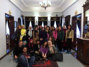 Gediz Meslek Yüksekokulu Öğrencilerine Uşak Gezisi