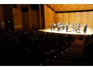 Venedik Barok Orkestrası İstanbul'da sahne aldı