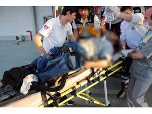 Kaportacı Dükkanına Silahlı Saldırı: 2 Yaralı