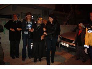 Şehit polis memurunun Mersin'deki baba evinde yas