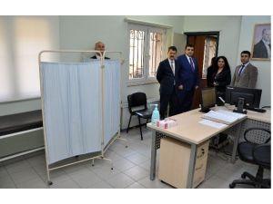 Adli Tıp Şube Müdürlüğü Adliye Binasına Taşındı
