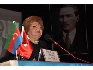 Hanım Halilova, Alparslan Türkeş Ve Türk Dünyasını Anlattı